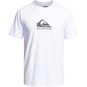 Quiksilver Solid Streak SS Surf Tee Men white